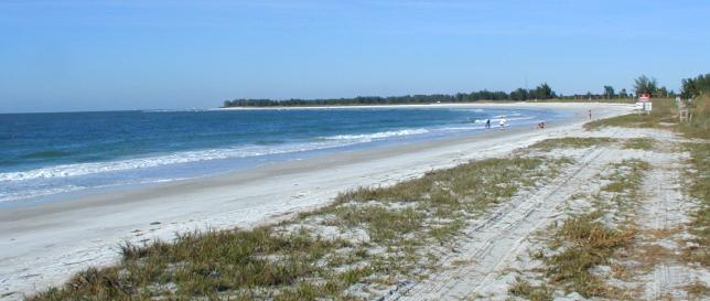 Fort de soto has some of the finest beaches in florida and if you